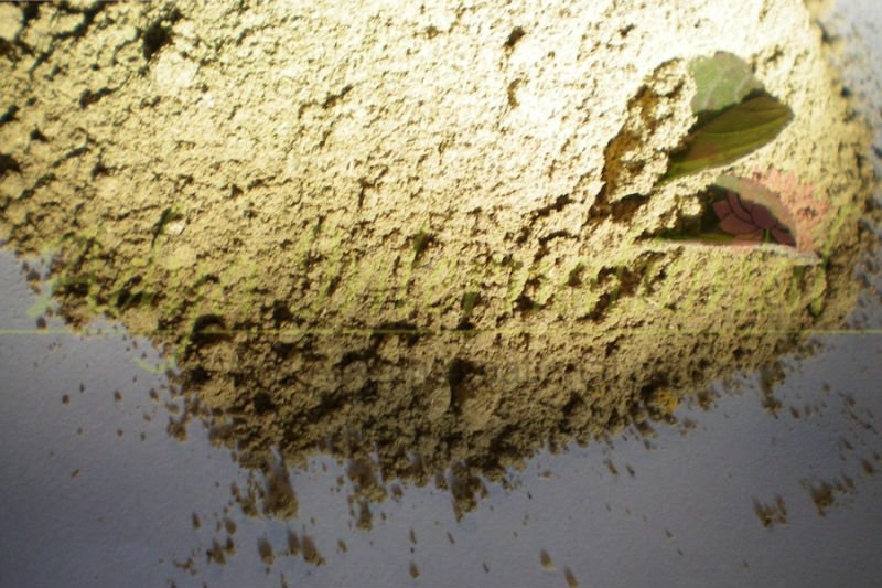 Herbal Bathing Powder Preparation