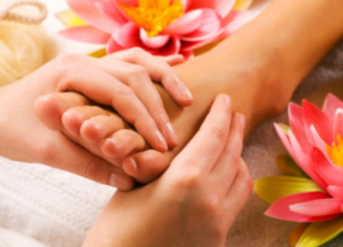 Massage Home Remedy for Tired Feet
