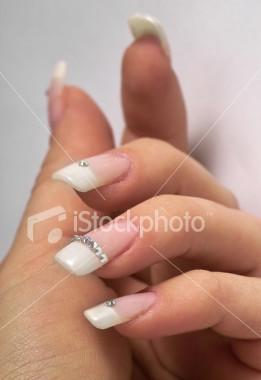 French Manicure Tips