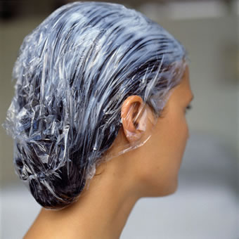 How to apply gray hair shampoo