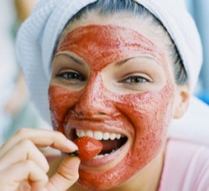 Strawberry-Face-Mask-Recipe