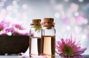 Essential oil treatment for common skin problem